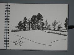 Gilsland Farm journal page