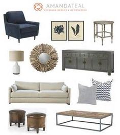 Interior Living Room Design Trends for 2019 - Interior Design Living Room White, New Living Room, Living Room Chairs, Home And Living, Living Room Decor, Coastal Living, Rustic Home Interiors, Family Room Design, Family Rooms