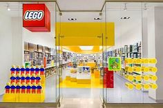 Browsing the Lego aisle at your local department store is fun but ... #applestorearchitectureretail Pinned by www.modlar.com