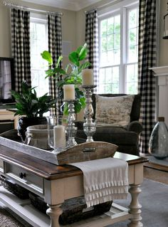 The Endearing Home blog. Lovely~