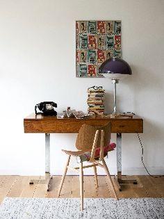 MARGARET HOWELL Ercol furniture