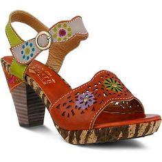 Women's Spring Step Lartiste Sharyn Sandal (select colors)