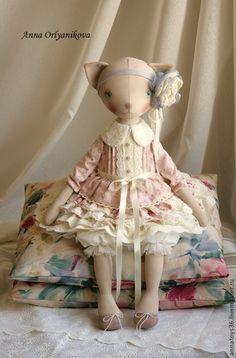 Коллекционные куклы ручной работы. Ярмарка Мастеров - ручная работа Шарлотта. Handmade.♡