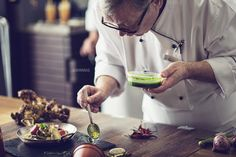 Photograph Chef in action by Win Magsino on 500px