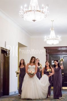 #ChateauLaurierWedding #Ottawa #Wedding #OttawaWeddingPhotographer #RomanticWedding #Bride #Bridesmaids