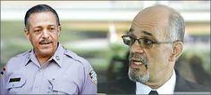 Ex coronel (ERD) Pepe Goico llama 'irresponsable' al jefe de la Policía Nacional