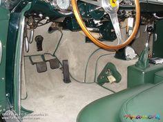 Wanna hide a gun in your car? Floor mount pistol holster.