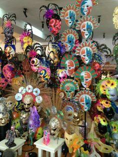 The Maskara (mask) festival, Bacolod, Philippines
