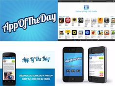 App of the Day Get a free app every day with the Annex of the day - a program that is free for you to unlock all the options premium! ★  Get paid games and applications for free, just install the app of the day - the best free app that will help you find the most interesting news and download them for free.  Appendix C of the day, you also get access to a collection of the best apps in the Play Store, and for some of them you will find excellent bonuses.