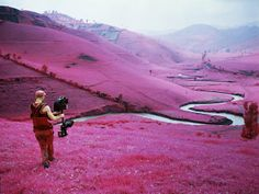 RICHARD MOSSE – INFRA http://www.be-street.com/richard-mosse-the-enclave/