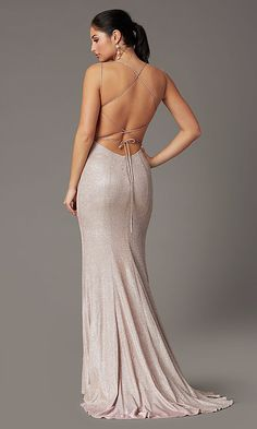 Shop open-back sexy prom dresses with corsets at Simply Dresses. Glitter-knit formal dresses, long sparkly dresses for prom, and backless glitter dresses with square necklines, corsets, and trains. Glitter Prom Dresses, Homecoming Dresses, Sparkly Dresses, Quinceanera Dresses, Pink Dresses, Plus Size Prom Dresses, Backless Prom Dresses, Designer Prom Dresses, Prom Girl
