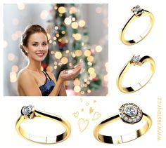 Požádejte o ruku na 🎄ŠTĚDRÝ DEN 🎄 Darujte prsten 💍 KRÁSNÝ jako její úsměv, ZÁŘIVÝ jako její oči & JEDINEČNÝ jako je ona sama. Starost s balením dárku 🎁 ponechejte na nás. Prsten Vám předáme v exkluzivní, ručně vyráběné krabičce RÝDL 🛍  Oslavte 💑 originálně jeden z nejhezčích svátků v roce. 🎄🎁💍💎💑❤️  Těšíme se na setkání s Vámi, Team RÝDL  WWW.PRSTENY.CZ