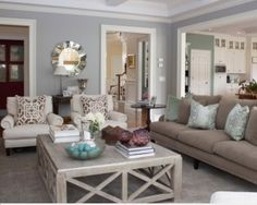 20 Living Rooms With Beautiful Use Of The Color Grey | Pinterest ...