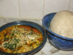 Yoruba Style Egusi Soup (How to get clumps in egusi soup)