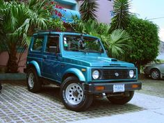 Suzuki Samurai Need One Of These In My Life!!