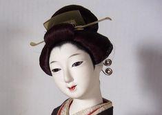 1920's Japanese doll.