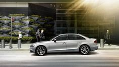 A lot has changed, but one thing remained – the Audi A4 Sedan is unmistakably an Audi. However, it is more than just a car: a mobile personality – and this at a standard that you would rather expect in the luxury class. Source: Audi AG