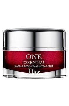 Dior 'Capture Totale - One Essential Masque Regenerant' Ultra Detox Mask available at #Nordstrom