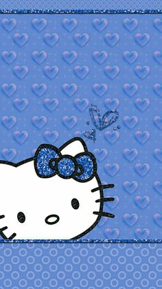 Hello Kitty Wallpaper Hd, Hello Kitty Backgrounds, Cute Wallpaper Backgrounds, Blue Wallpapers, Snoopy, Friends, Book, Mobile Wallpaper, Wall Papers