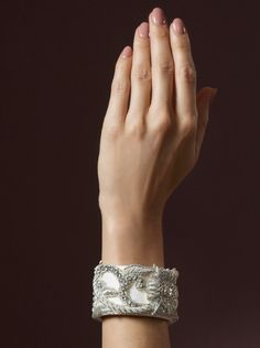 Prachtige armband van Poirier.