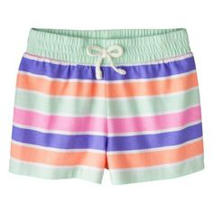 Circo® Infant Toddler Girls' Patterned Lounge Short