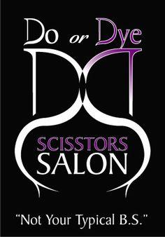 logo design for my wifes salon