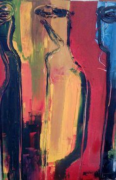 detalhe de uma pintura.90 cm x 1.40 m.