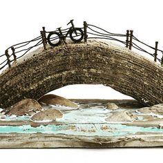 Bridge over the River Dart.