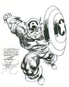 John Byrne // Captain America