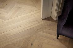 Residential Property, Fendi Chevron Wood Flooring