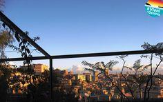 "Laura-Bianchi: ""18 novembre 2014 Orto-Botanico Hanbury serra aperta #Genova-respira"". #VieniaGenova"