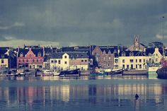 Best place in the whole entire planet, aka Stornoway, Isle of Lewis