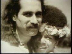   Minnie Riperton and husband Richard Rudolph
