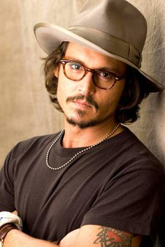Johnny Depp ....... what more is there to say?