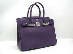 My Birkin Blog: 2012 New Color- Ultra Violet