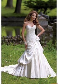 Vestidos de noiva Mon Cheri 113225 - Pandora David Tutera
