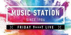 イッテQ 番組ロゴ - Google 検索 Friday Night Live, Music Station, Typography Logo, Banner, Blog, Babymetal, Twitter, Google, Design