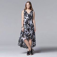 Maxi dress for cocktail attire