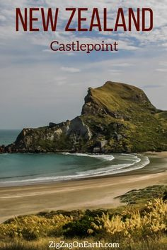 New Zealand Travel Guide – How to visit the Castlepoint Scenic Reserve and tis lighthouse | #newzealand | Things to do in New Zealand North Island | New Zealand photography | New Zealand Road Trip | New Zealand scenery | New Zealand travel tips | New Zealand itinerary | #Travel | Travel Inspiration | Scenery & Wanderlust | Best Travel destinations