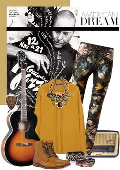 """""""American Dream"""" by ditald on Polyvore"""