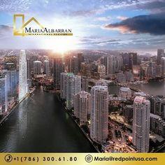 Aston Martin Residences es un ultra-lujo, desarrollo de condominios de preconstrucción en el centro de Miami.que se desarrollará en la vacante, lote frente al mar ubicado inmediatamente al este de Epic Residences, condominios incluirán 391 residencias de condominio y elevarse 66 pisos. Situada en la desembocadura del río Miami en300 South Biscayne BoulevardWay, Aston Martin Residences ofrecerá impresionantes vistas del río Miami, la bahía de Biscayne y Brickell horizonte 🏢🌅…
