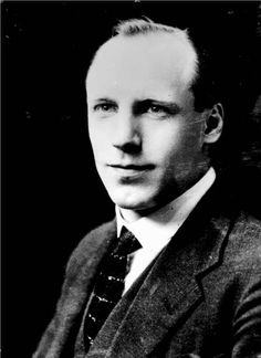 """Eric Liddell """"We are all missionaries. Wherever we go we either bring people nearer to Christ or we repel them from Christ."""""""