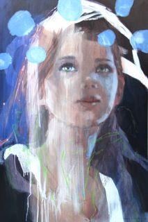 """Christine Comyn """"Dream"""" - Mark Peet Visser Gallery ('s-Hertogenbosch, The Netherlands) www.markpeetvisser.com"""
