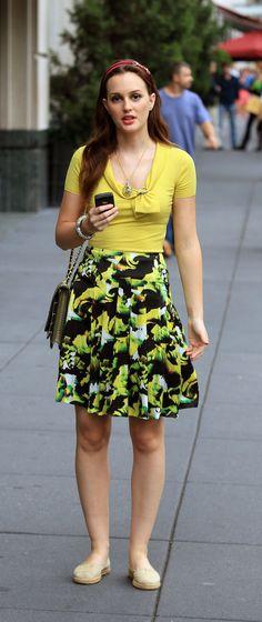 Blair Waldorf outfit - Gossip Girl (Portrait of a Lady Alexander)