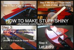 How to make things shiny