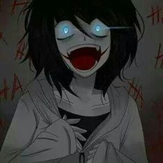 AWWW SO CUTE! WHAT AN ADORABLE LITTLE SERIAL KILLER YOU ARE :3:3:3:3:3:3:3:3:3