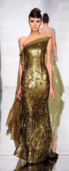 Rami Al Ali's....MT: Love the fabric, not the dreess