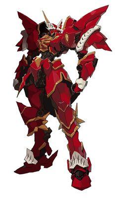 looks like a gundam? Robot Concept Art, Armor Concept, Robot Art, Character Concept, Character Art, Mecha Suit, Accel World, Cool Robots, Gundam Art