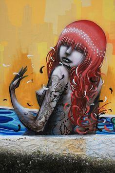 Street art~beauty