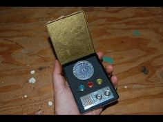 DIY Star Trek Communicator and Tricorder - YouTube